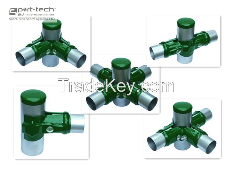 Galvanized Chain Link Fence Fittings Accessories Line