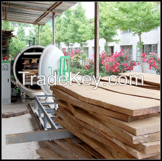 Saga high frequency vacuum wood drying machine for sale
