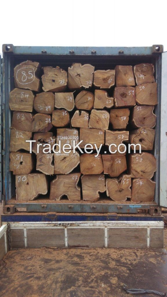 ROSEWOOD, PAPAO , TEAK OTHER HARD WOODS FROM GHANA