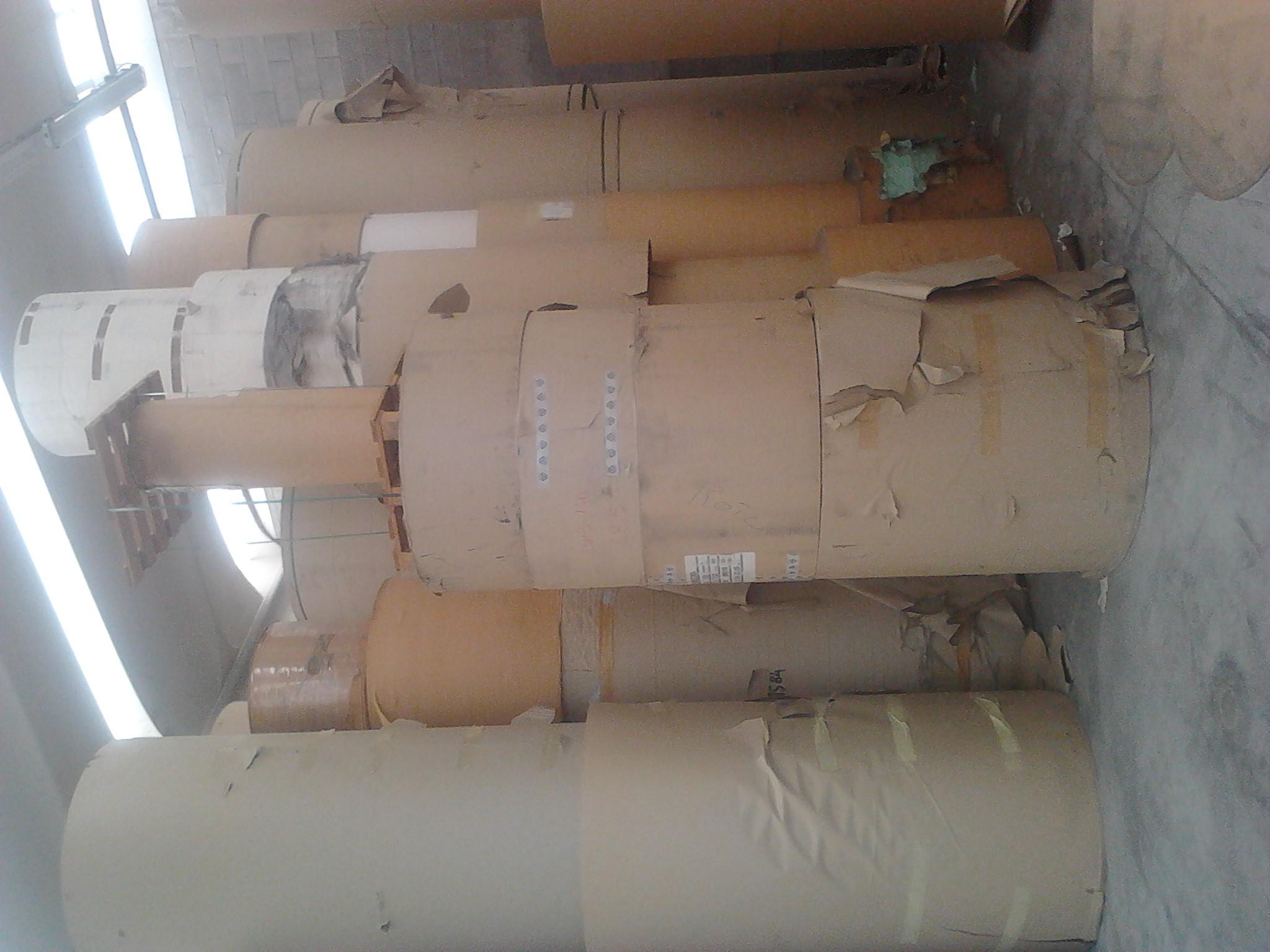 KRAFT PAPER ROLLS  and  Bales of  Waste  kraft paper rollsr