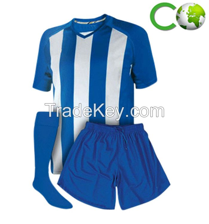 Hot!!! Qualified Soccer Wear