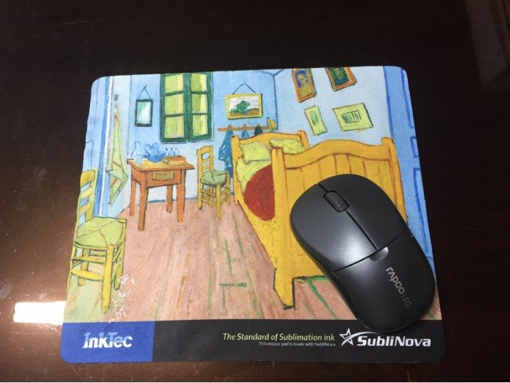 microfiber mouse pad