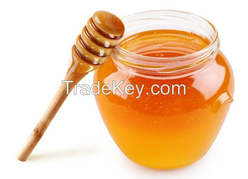 organic honey bulk or bottled