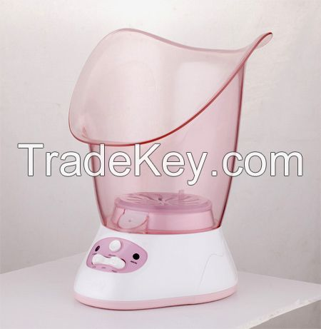 2016 moisturizer ION nano facial steamer for home