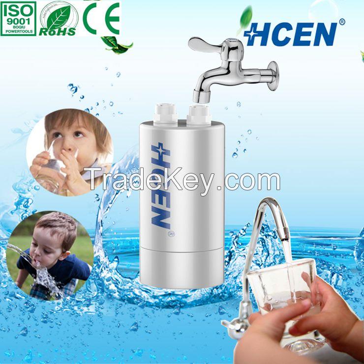 Household drinking water UV LED sterilizer