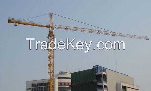 used liebherr tower crane 290hc 256hc 12t tower crane 12 ton 10t 16t 280EC-H12 280EC-16