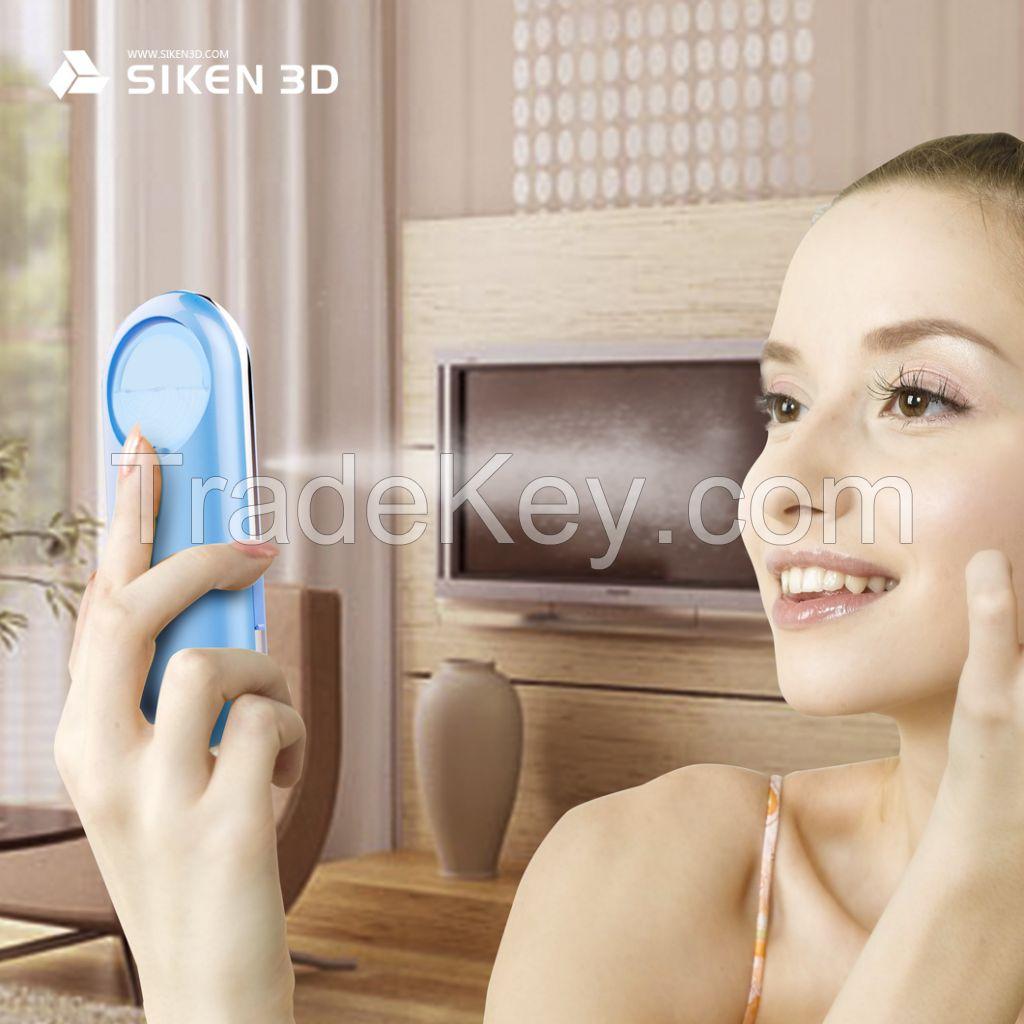 Nano mist spray facial steamer