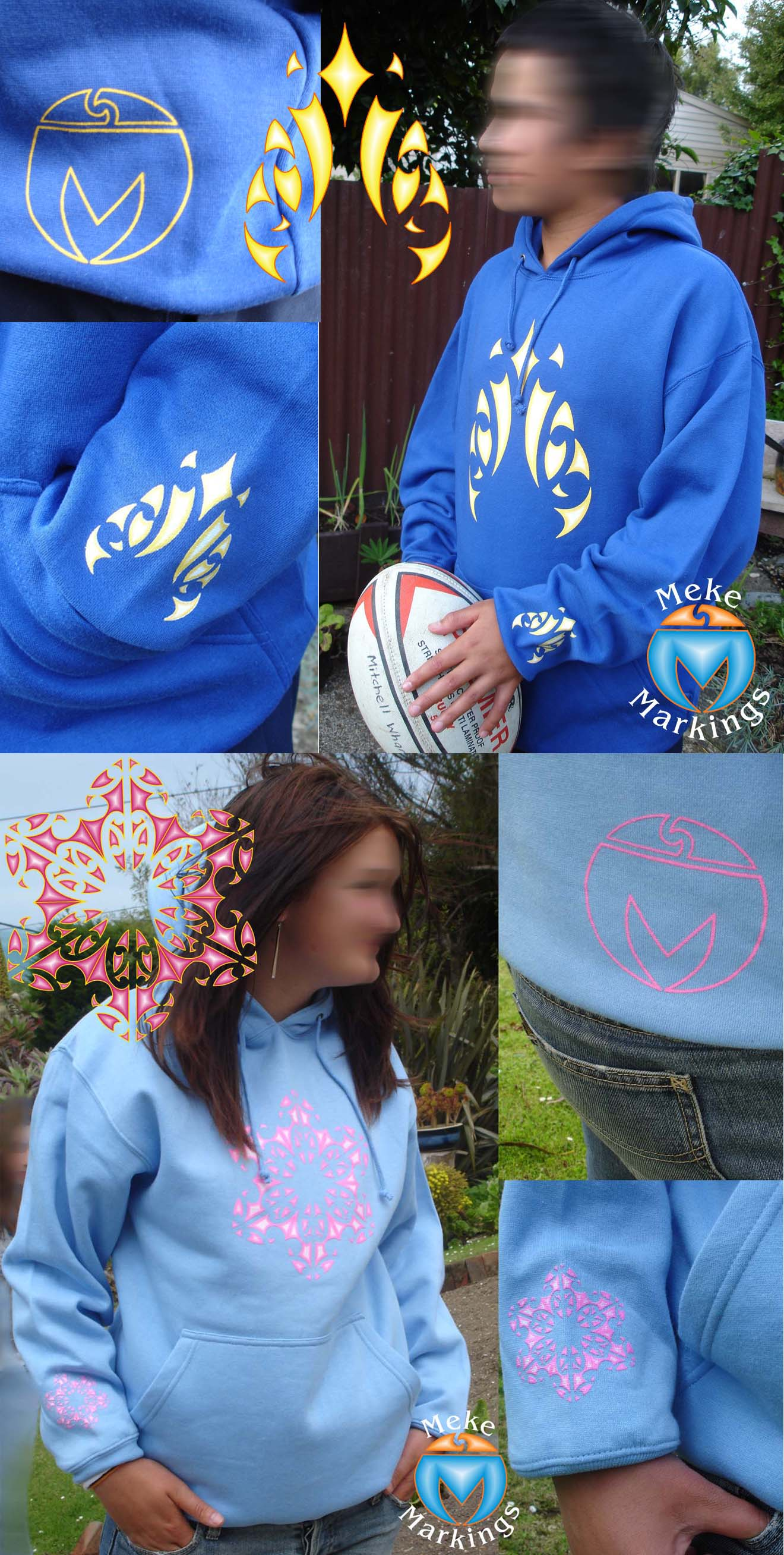 New Zealand Maori Hoodies (Limited Edition)