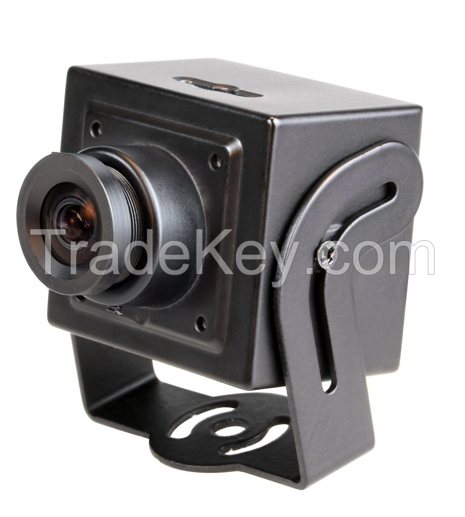 IP Camera Video Surveillance for ATMs