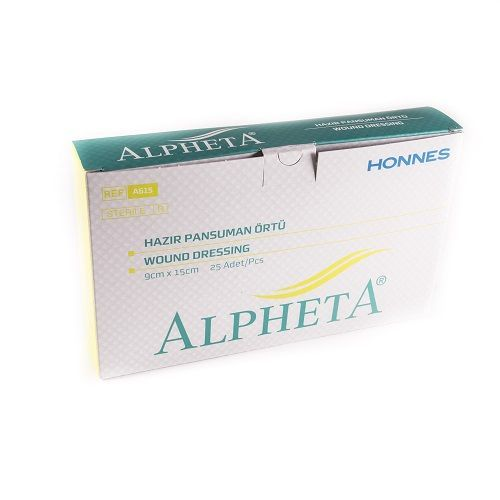 Alpheta Sterile Nonwoven Wound Dressing