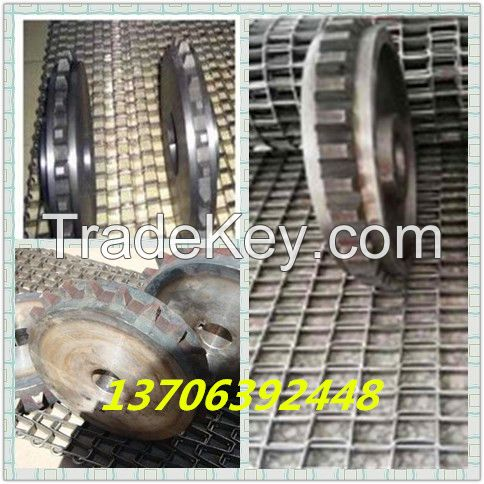 U type chain great wall net belt conveyor belt