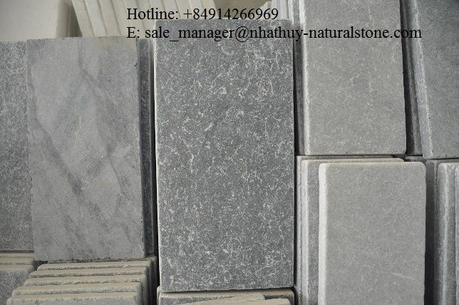 Silver Grey Marble paver