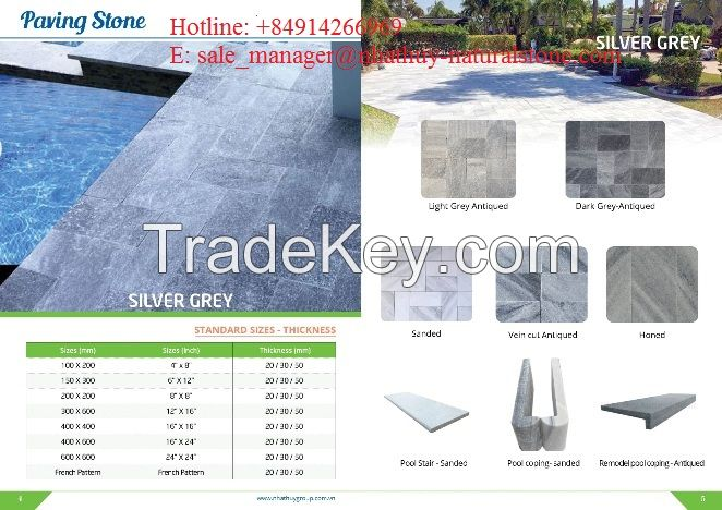 Paving stone suppliers from Vietnam