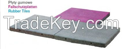 High Quality Rubber Tiles