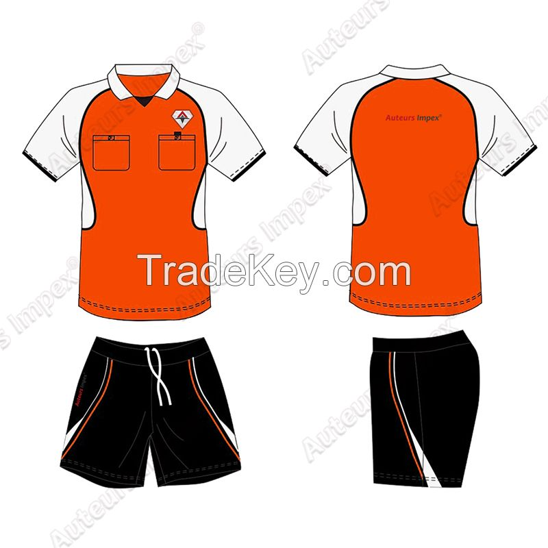 Sublimation and Cut & Sew Soccer Player, Referee and Goalkeeper Uniforms