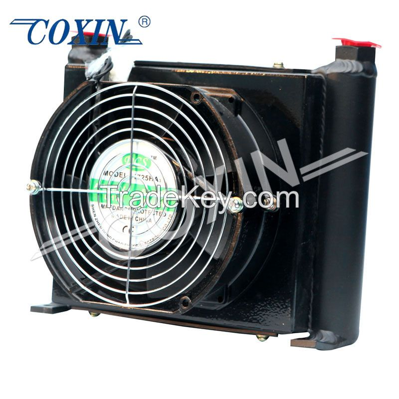 Oil Cooler Technology : Af ca air cooled oil cooler