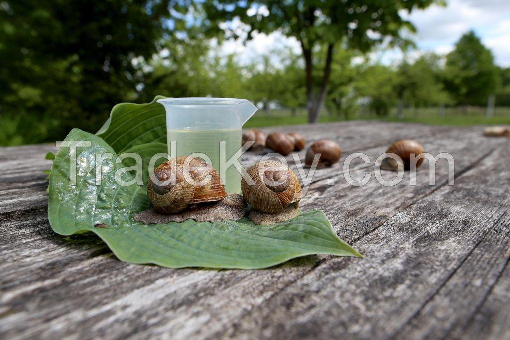 Snail Slime / INCI Snail Secretion Filtrate