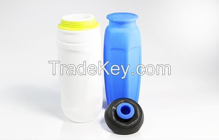 Silicon molding Parts - Sports silicone water bottle