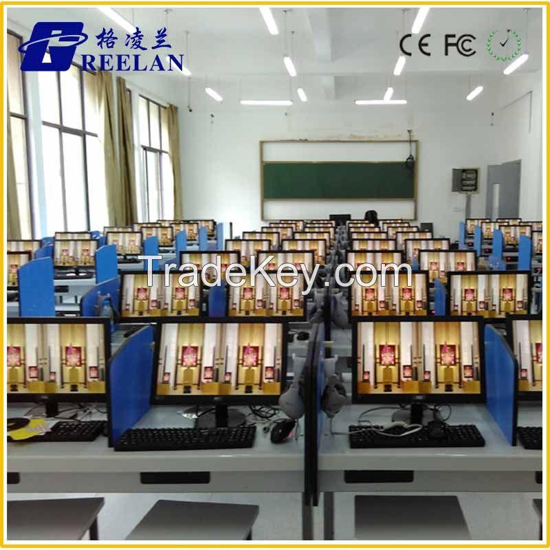 Digital Language Lab Equipment System with Headphone Headset Earphone Wholesale Supplier