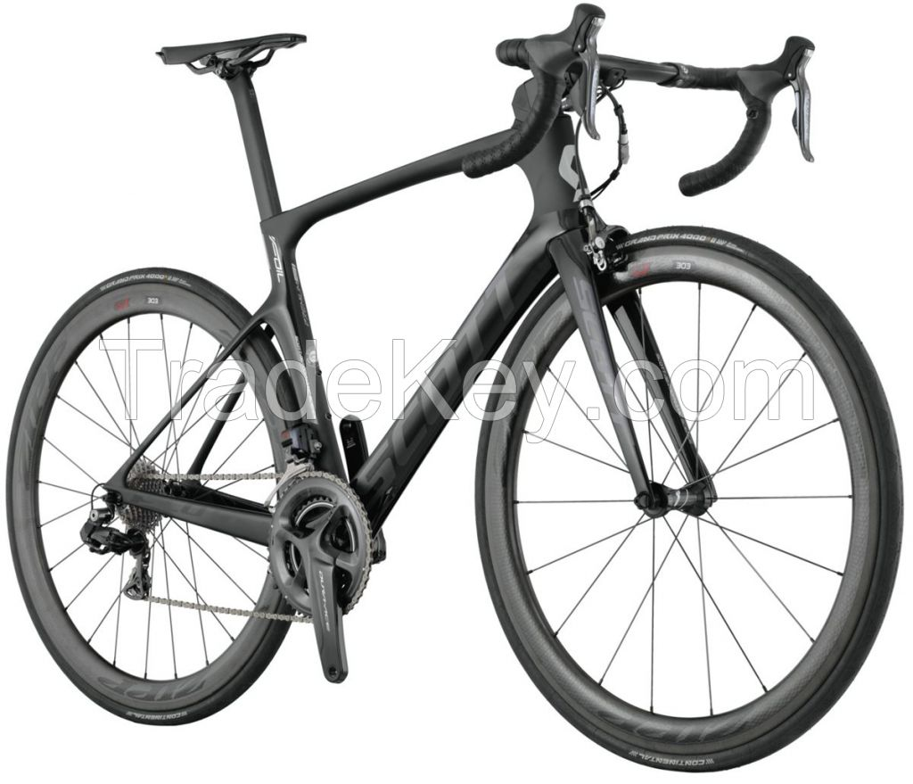 Scott Foil Premium 2017 - Road Bike