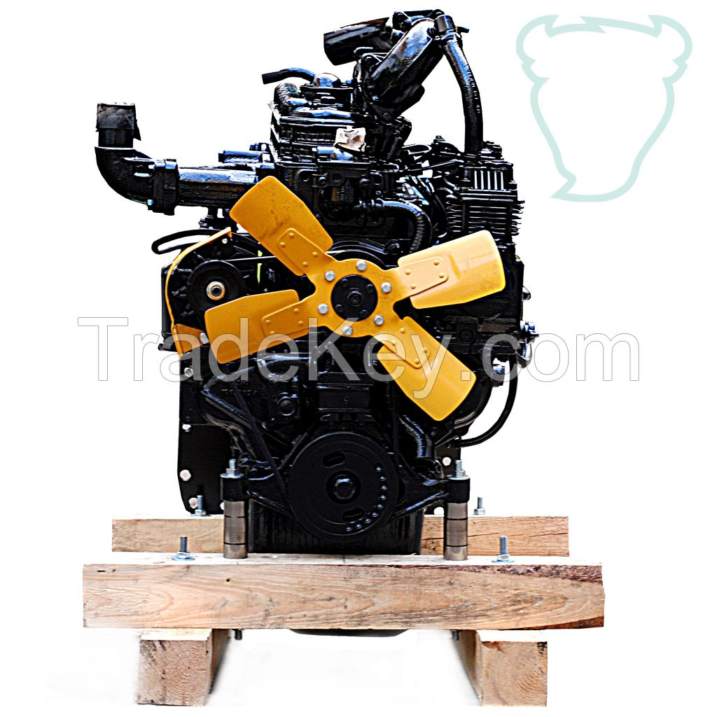 Engine D-240/243 for tractor Belarus