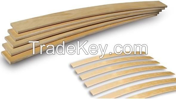 Bed slats latoflex