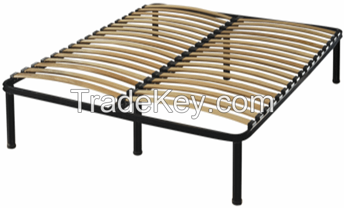 Bed frames orthopedic