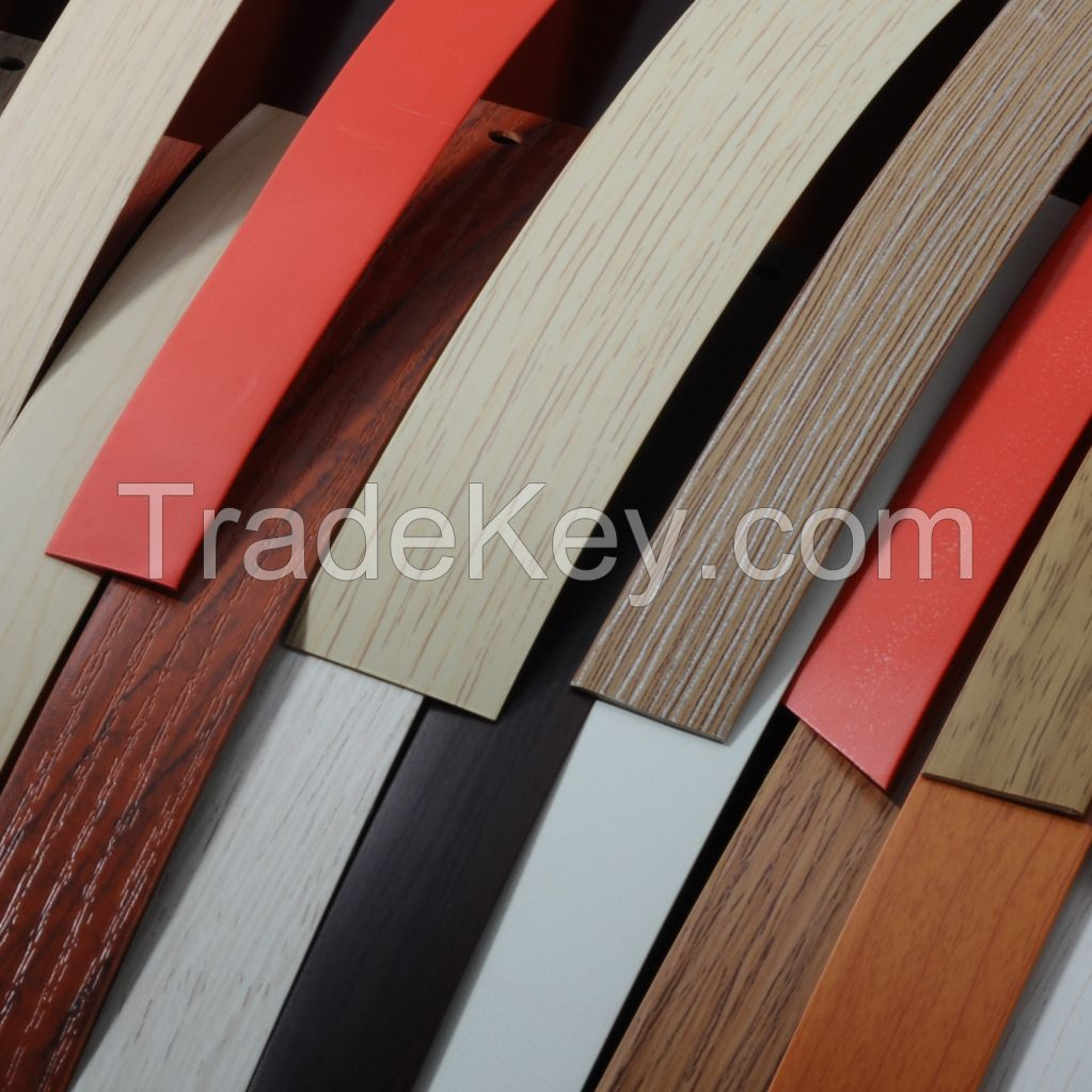 Pvc Wood Furniture ~ Pvc wood grain edge banding for furniture by changchun