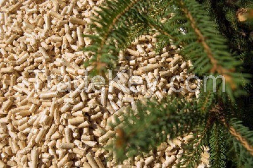 Wood pellet DIN+ A1 Grade