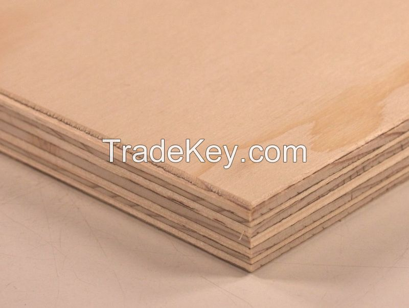 Plywood, Type FK GOST 3916.1-96 size 1525x1525 mm