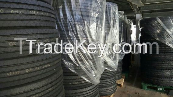 Korean new truck tyre (2016Y) 11.00R20(AH15), 10.00R20(AH11)