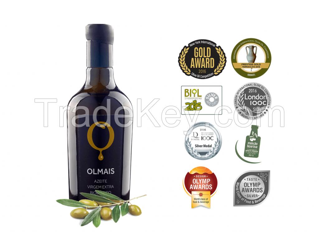 OLMAIS Organic Extra Virgin Olive Oil