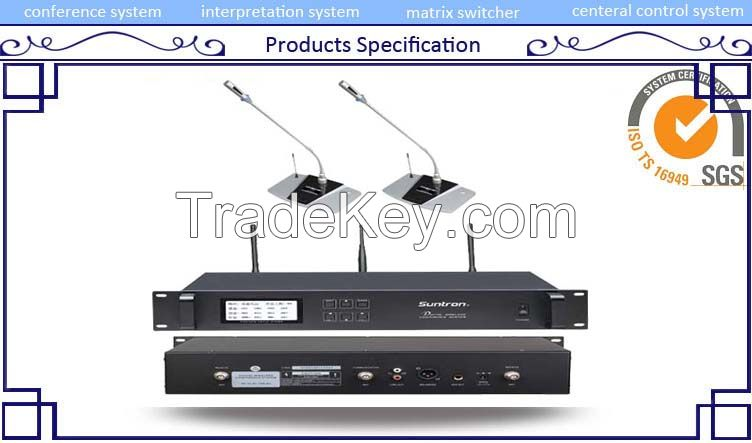 ACS-1000U Wireless Discussion System
