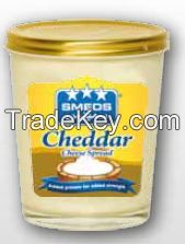 Glass Jar Cheddar Cheese