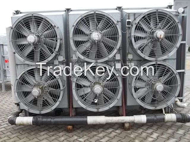 Goedhart LK 525M2 air cooler for blast freezing