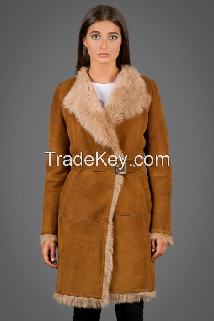 Shearling Jacket for Women