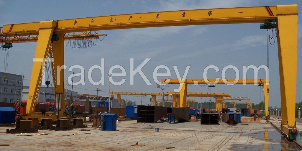 3 Ton Gantry : Ton single girder gantry crane europe style