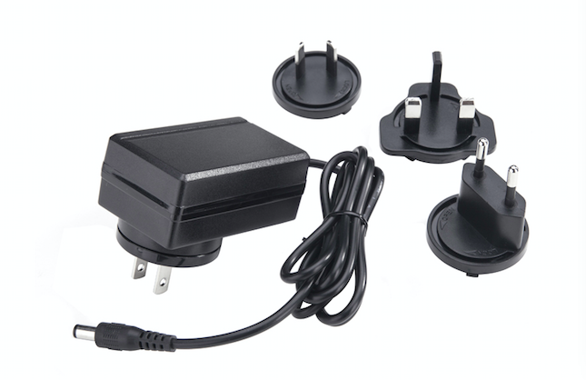 Detachable plug power adapter 5V2A  AC/DC