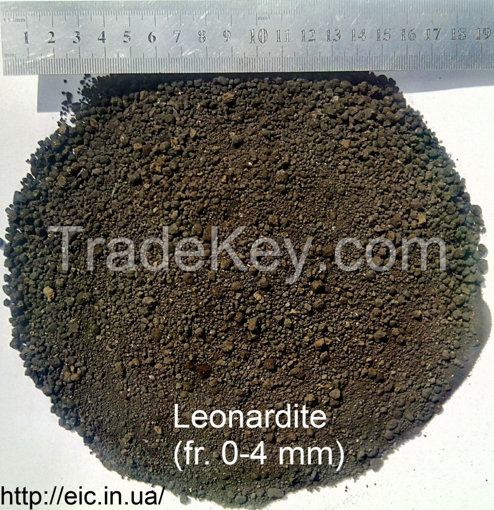 Leonardite, Organic Fertilizer