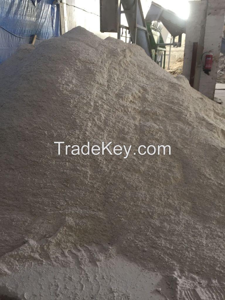 Processed Gypsum