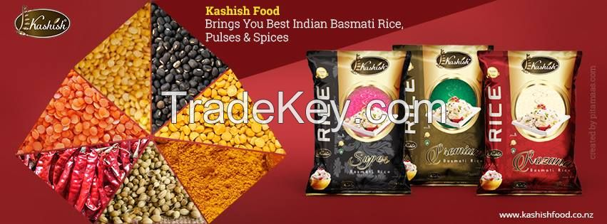Pulse importers in Auckland - Kashish Food