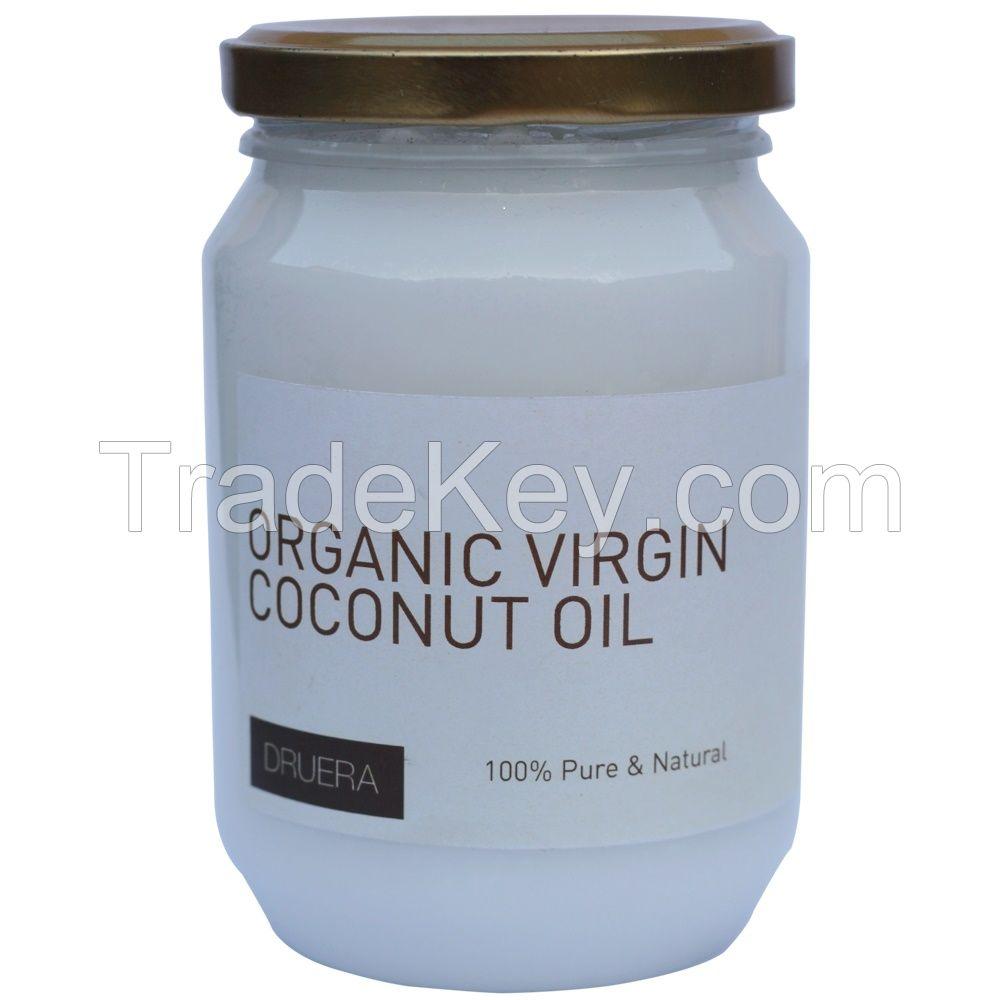 Extra Virgin & Virgin Organic Coconut Oil