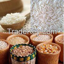 Parboiled/ Basmati rice/Grains