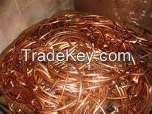 Pure Copper scrap for sale