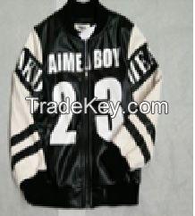 Boy's/Men's 100% Polyester Woven jacket