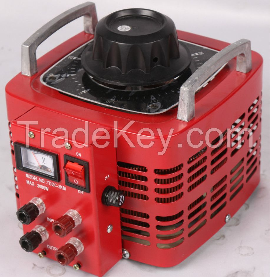 TDGC2-3000VA, Varible Variac , transformer, 3000VA, coffee Variac