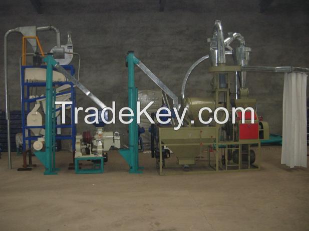 8ton maize milling equipment