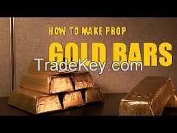 Gold Bars For Sale 999.9% Purity