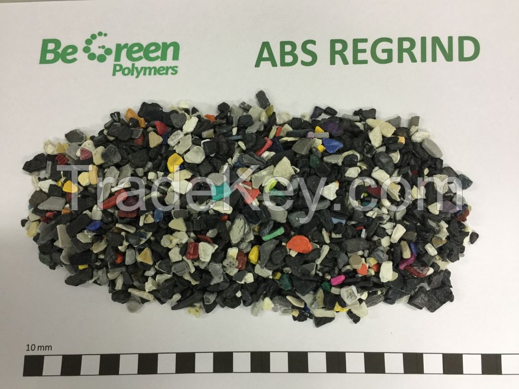 ABS regrind