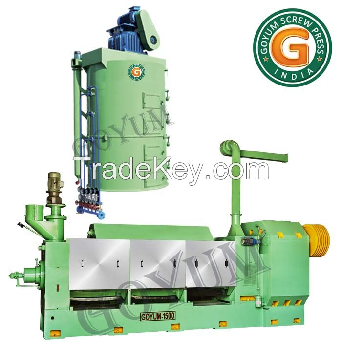 oil expeller machinery philippines
